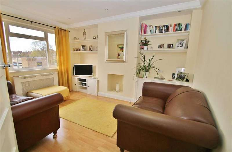 2 Bedrooms Apartment Flat for sale in London Road, Sutton, SM3
