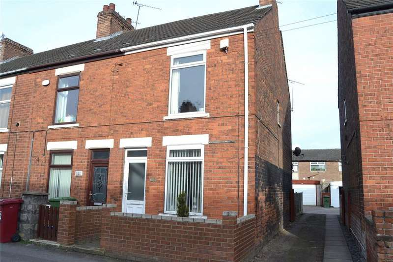 2 Bedrooms Terraced House for sale in Alexandra Road, Scunthorpe, North Lincolnshire, DN16