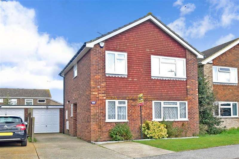4 Bedrooms Detached House for sale in Greenhill Road, Herne Bay, Kent
