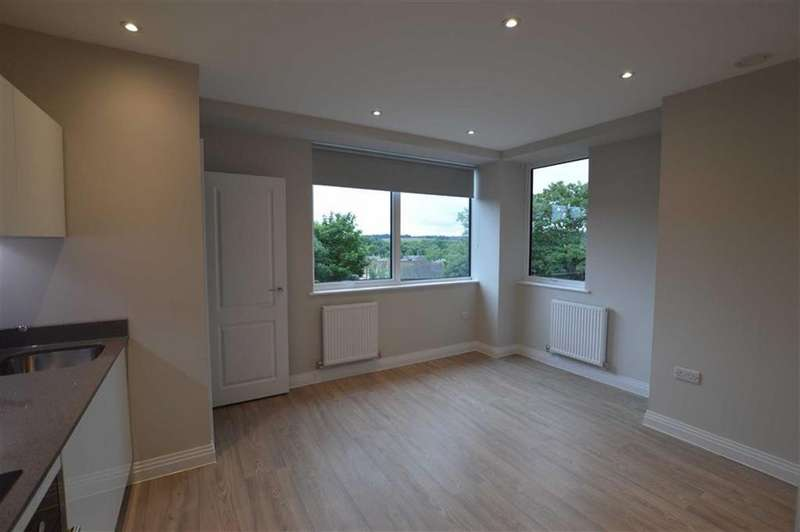 2 Bedrooms Apartment Flat for sale in Swan House, Homestead, Rickmansworth, Hertfordshire, WD3