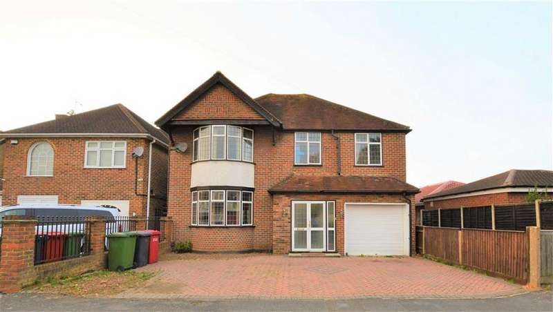 6 Bedrooms Detached House for sale in Buckland Avenue, Langley, Berkshire