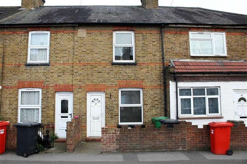 2 Bedrooms Semi Detached House for sale in Ledgers Road, Slough, Berkshire