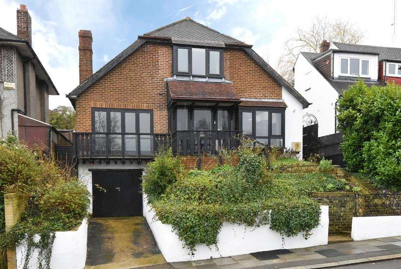 4 Bedrooms Detached House for sale in Ringmore Rise