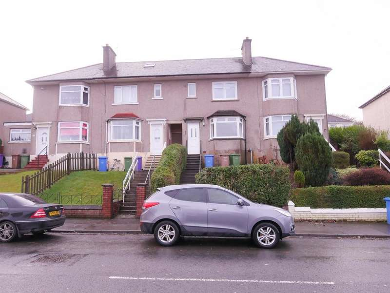 2 Bedrooms Terraced House for sale in 152 Barrachnie Road, Glasgow, G69 6PJ