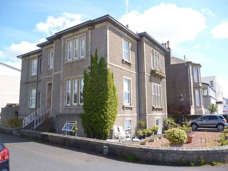 2 Bedrooms Flat for sale in 1A Burnlea Road, Largs, KA30 8BX