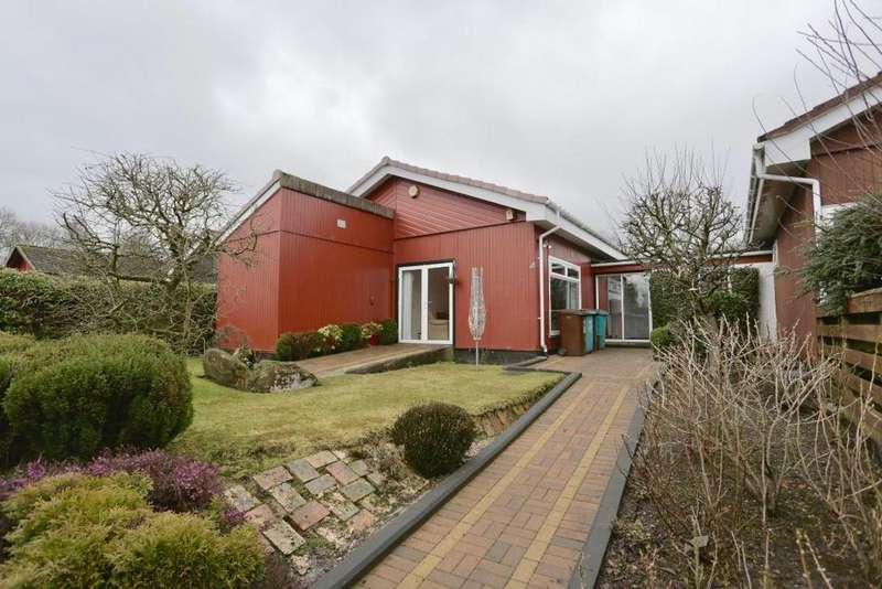 3 Bedrooms Detached Bungalow for sale in 58 Park Way, Glasgow, G67 2BU