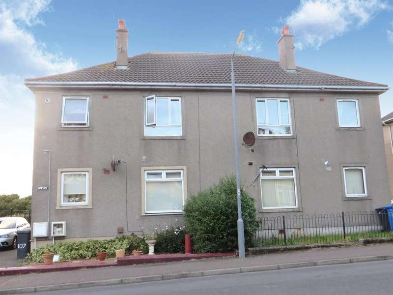 1 Bedroom Flat for sale in 107 Barrie Terrace, Ardrossan, KA22 8AZ