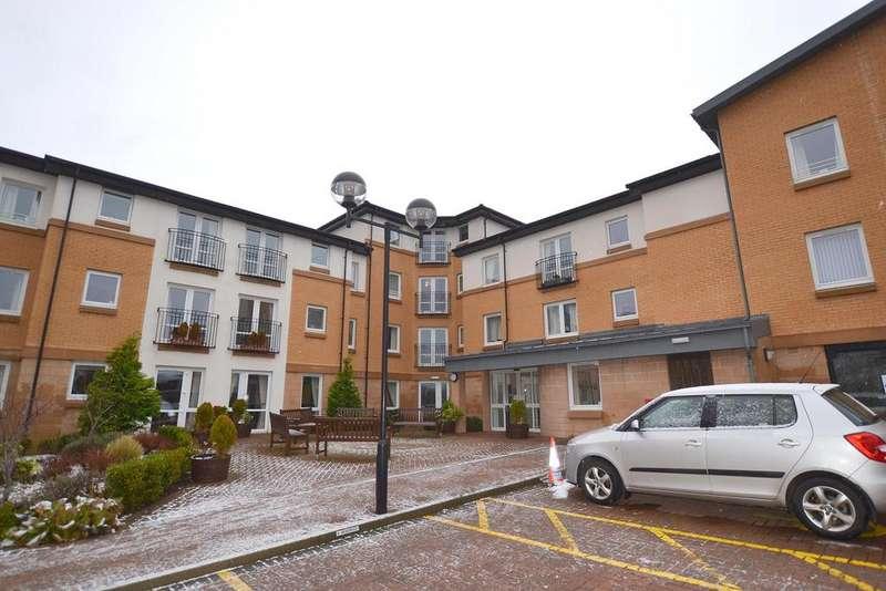 1 Bedroom Flat for sale in Flat 55, Hilltree Court, 96 Fenwick Road, Glasgow, G46 6AA
