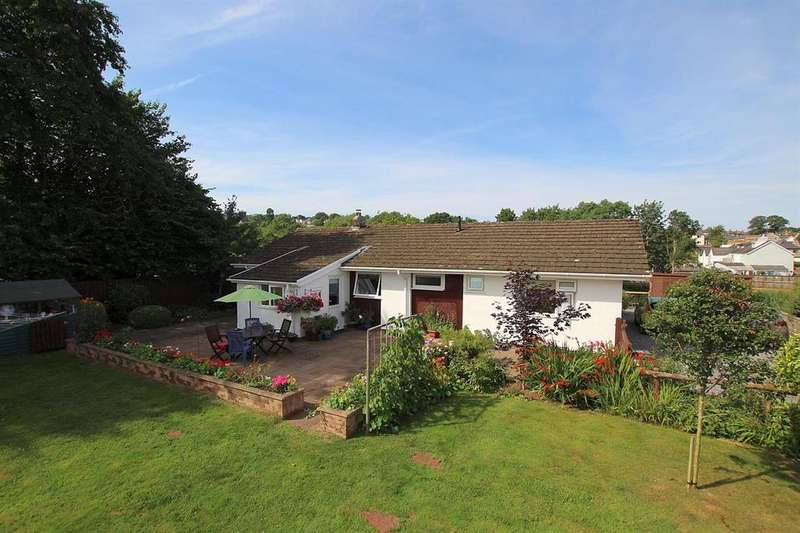 3 Bedrooms Detached Bungalow for sale in Walnut Square, Brecon
