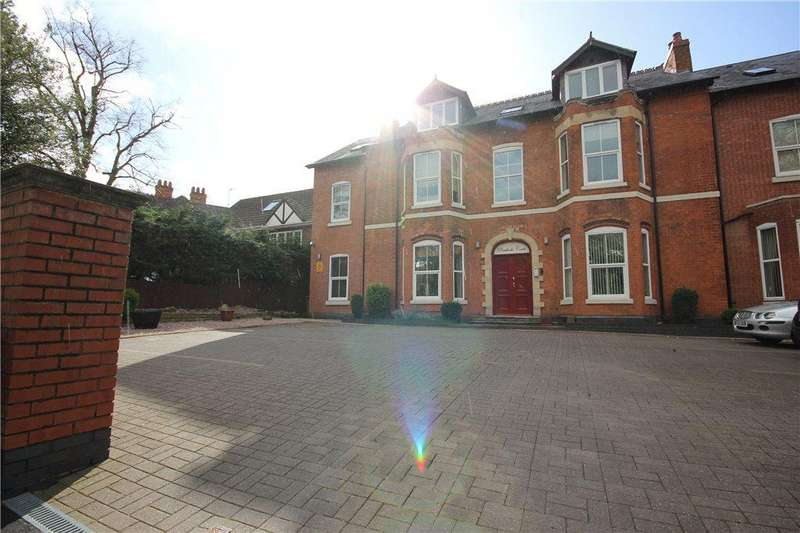 2 Bedrooms Apartment Flat for sale in Old Warwick Road, Solihull, West Midlands, B92