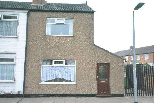 3 Bedrooms End Of Terrace House for sale in Haven Avenue, Grimsby