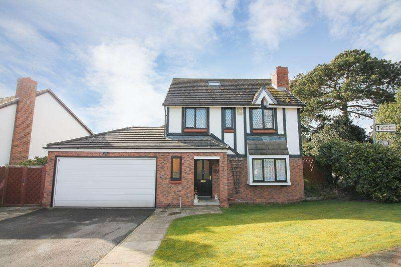 5 Bedrooms Detached House for sale in Kirkby Drive, Ripon