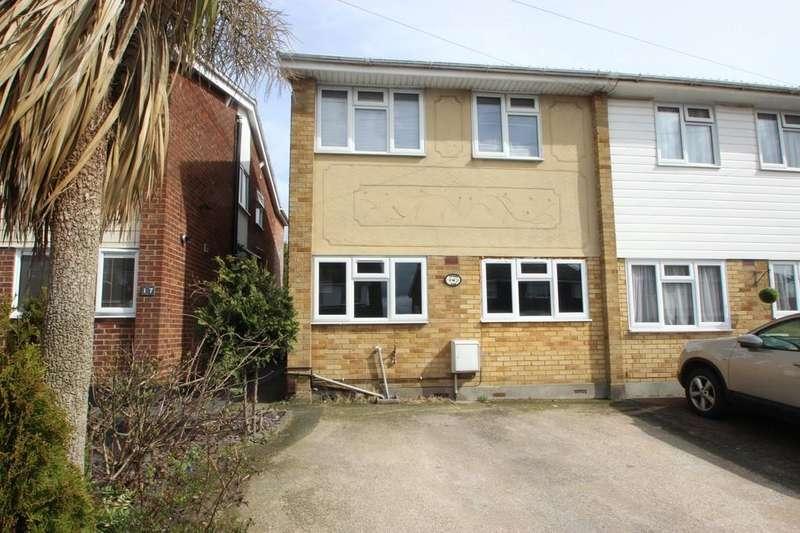 3 Bedrooms Semi Detached House for sale in Benfleet, SS7