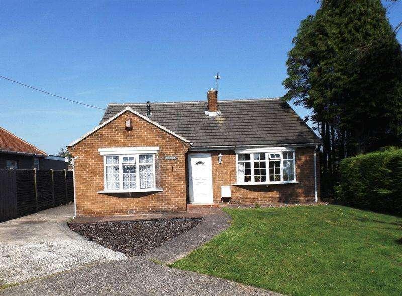 2 Bedrooms Bungalow for sale in Mile Road, Widdrington