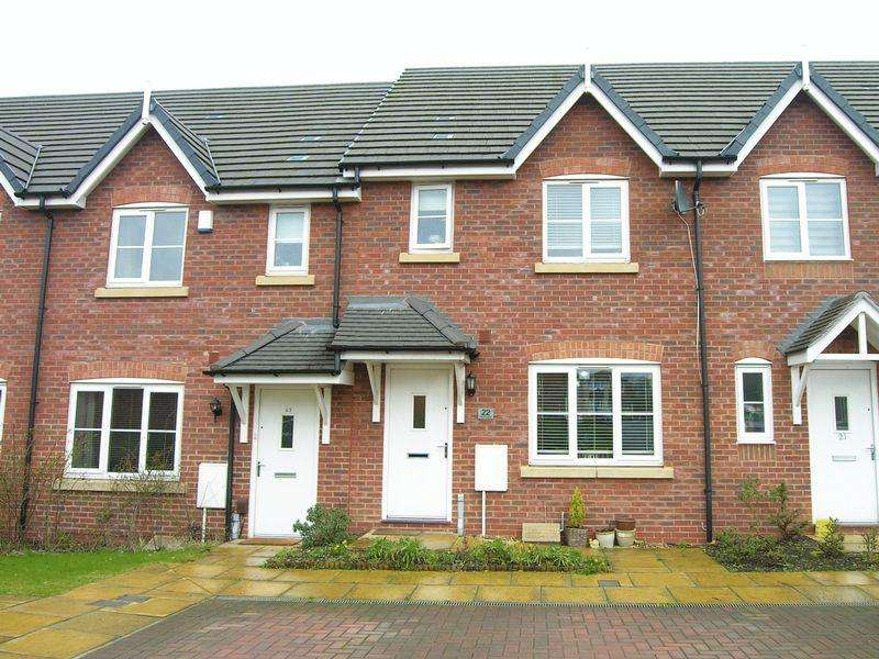3 Bedrooms Terraced House for sale in Redmires Close, Rushall