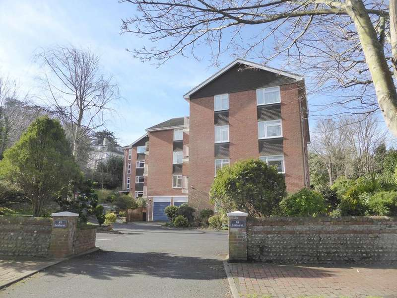 2 Bedrooms Apartment Flat for sale in Silverdale Road, Meads, Eastbourne, BN20
