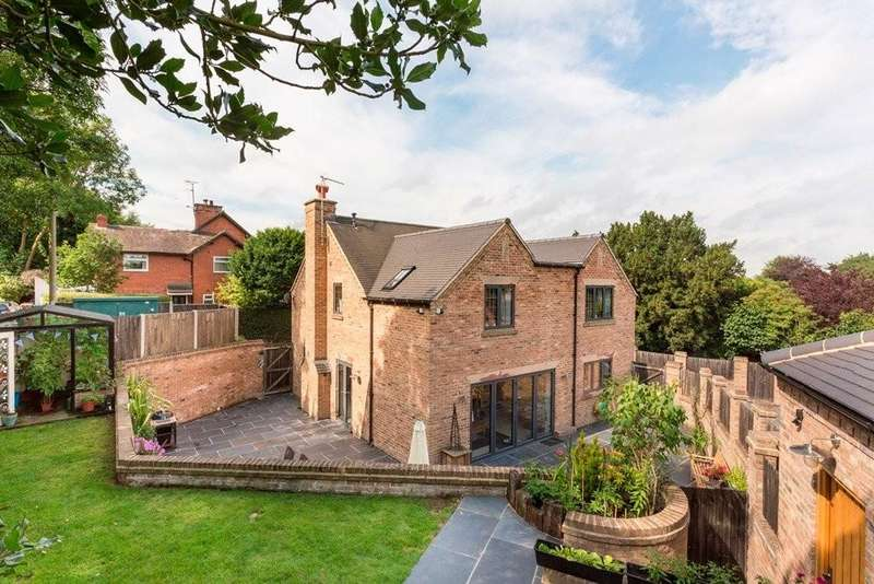 4 Bedrooms Detached House for sale in Chase Road, Brocton, Stafford