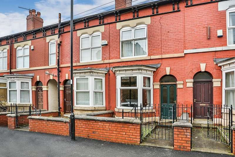 3 Bedrooms Terraced House for sale in Vincent Road, Sheffield, S7