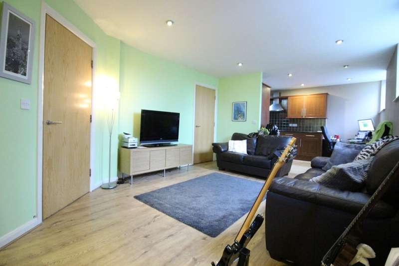 2 Bedrooms Flat for sale in All Saints Orrell Street, Bury, BL8
