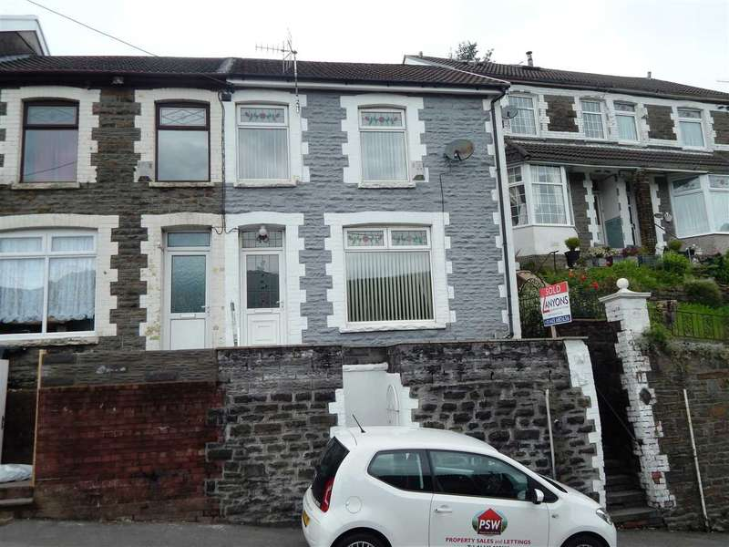 3 Bedrooms End Of Terrace House for rent in Penrhys Road, Ferndale