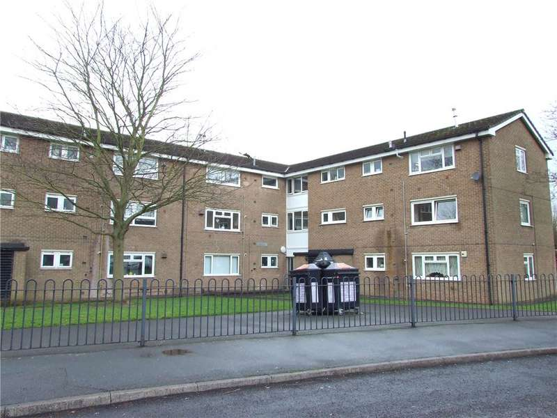 2 Bedrooms Flat for sale in Waterford Drive, Chaddesden, Derby, Derbyshire, DE21
