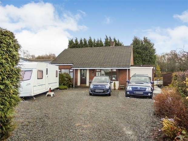 2 Bedrooms Detached House for sale in The Avenue, Stanley, Durham