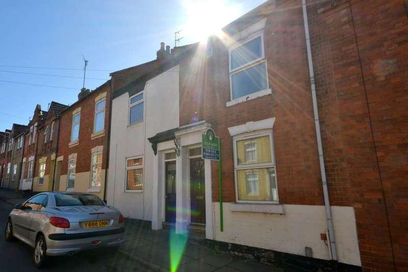 2 Bedrooms Property for sale in Hampton Street, Semilong, Northampton, NN1