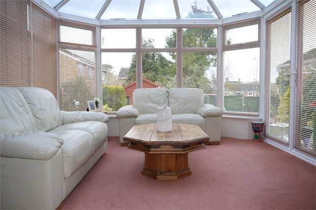 4 Bedrooms Detached House for sale in Lovelace Way, Fleckney, Leicester