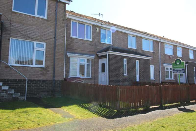 3 Bedrooms Property for sale in High Shaw, Prudhoe, NE42