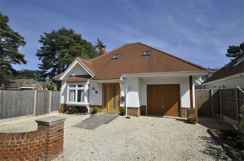 3 Bedrooms Chalet House for sale in Braeside Road, Ringwood