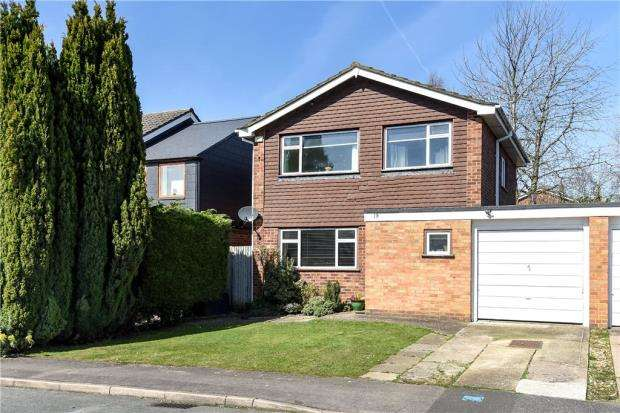 3 Bedrooms Detached House for sale in Woodrow Drive, Wokingham, Berkshire