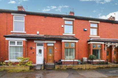 3 Bedrooms Terraced House for sale in Tottenham Road, Lower Darwen, Darwen, Lancashire, BB3
