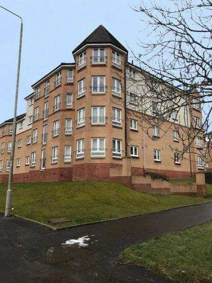 2 Bedrooms Flat for sale in Whitehaugh Road, Parkhouse