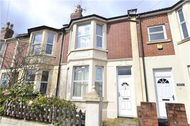 3 Bedrooms Terraced House for sale in Maple Road, Horfield, Bristol, BS7 8RD