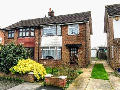 3 Bedrooms Semi Detached House for sale in South Hornchurch, Essex
