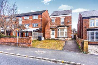 4 Bedrooms Detached House for sale in Burngreave Road, Sheffield, South Yorkshire