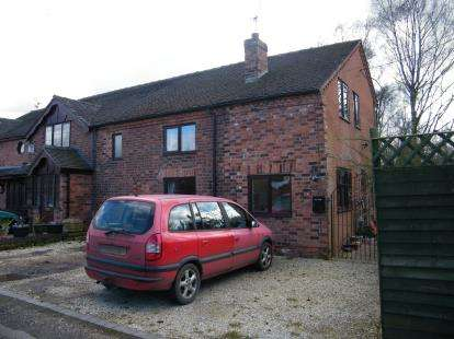4 Bedrooms Semi Detached House for sale in Pit Lane, Hough, Crewe, Cheshire
