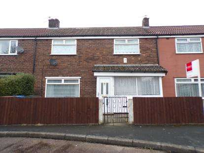3 Bedrooms Terraced House for sale in Foliage Gardens, Brinnington, Stockport, Greater Manchester