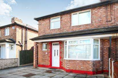 3 Bedrooms Semi Detached House for sale in Loushers Lane, Warrington, Cheshire