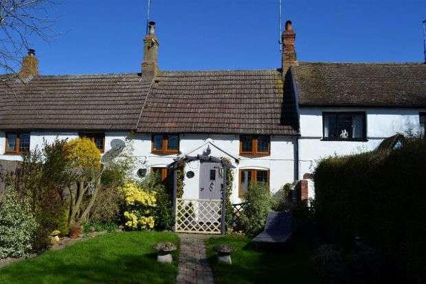 2 Bedrooms Cottage House for sale in Brafield Road, Horton, Northampton NN7 2BD