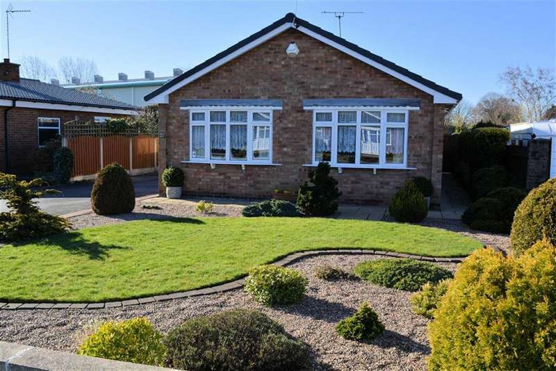 3 Bedrooms Detached Bungalow for sale in Courtneys, Selby, YO8