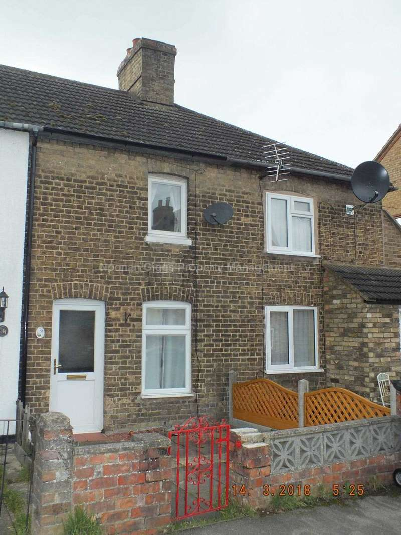 2 Bedrooms Terraced House for rent in Great North Road, Wyboston