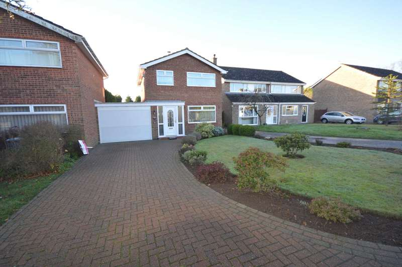 3 Bedrooms Detached House for sale in Foxcotte Close, Norwich