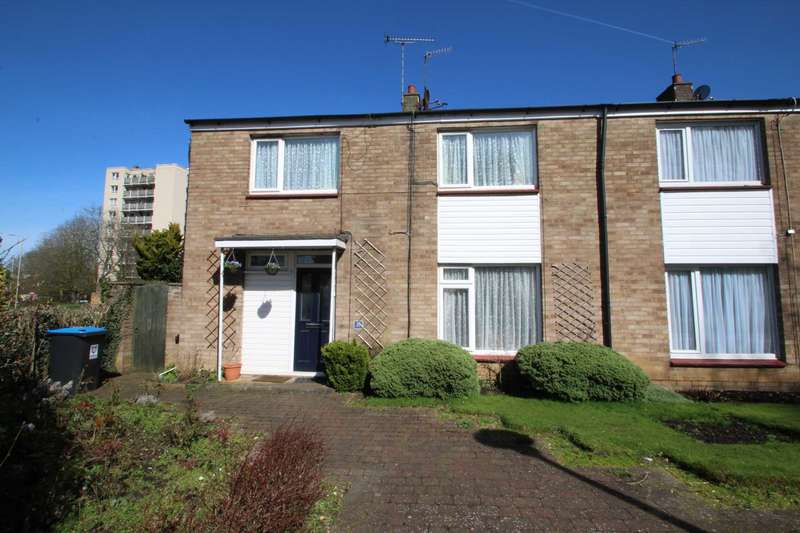 4 Bedrooms End Of Terrace House for sale in FOUR BEDROOM FAMILY HOME WITH POTENTIAL TO EXTEND