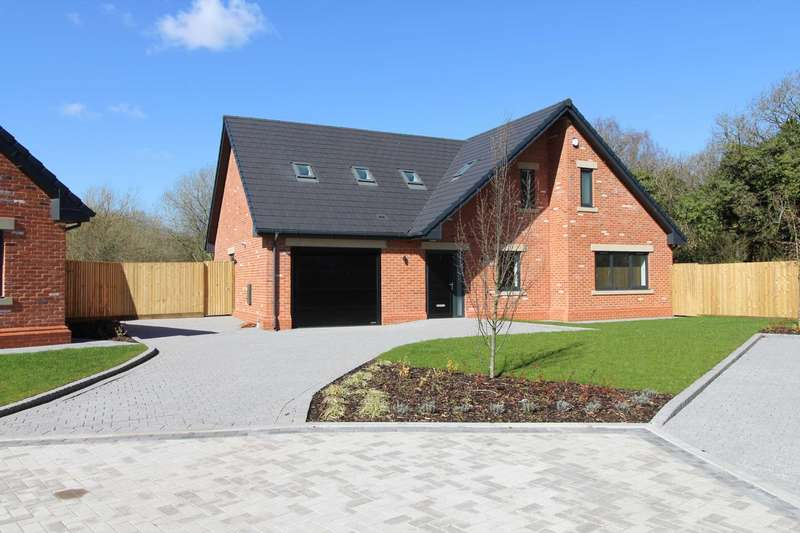 3 Bedrooms Detached House for sale in OAK MEADOW, Bramhall