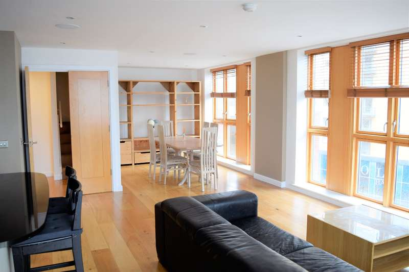 3 Bedrooms Duplex Flat for rent in Watermans Place, 3 Wharf Approach, Leeds, LS1 4GN