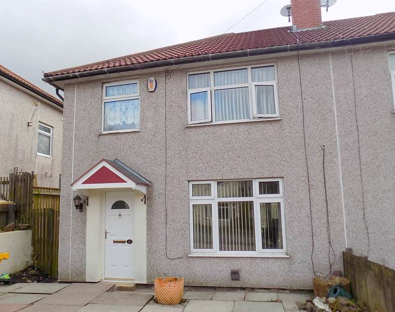 3 Bedrooms Semi Detached House for sale in Ashley Avenue, Bolton, BL2