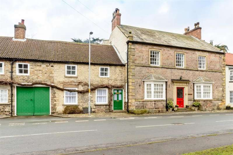 7 Bedrooms Terraced House for sale in Low Green, Catterick, Richmond