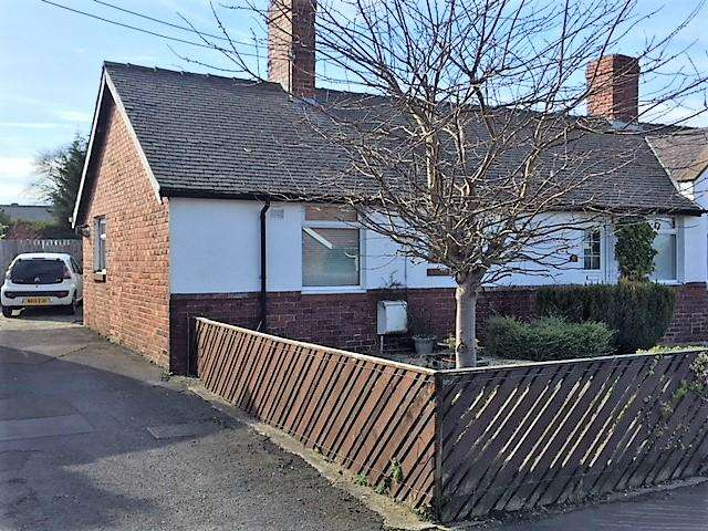 2 Bedrooms Semi Detached Bungalow for sale in Langley Avenue, Burnhope DH7