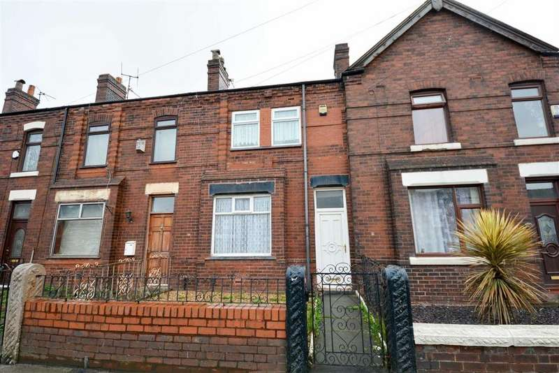 3 Bedrooms Terraced House for sale in Wigan Road, Hindley, Wigan, WN2